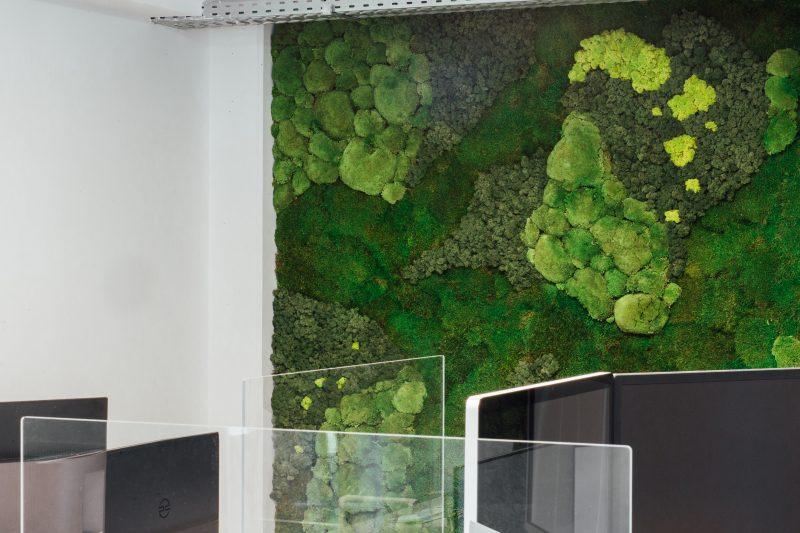groen op kantoor